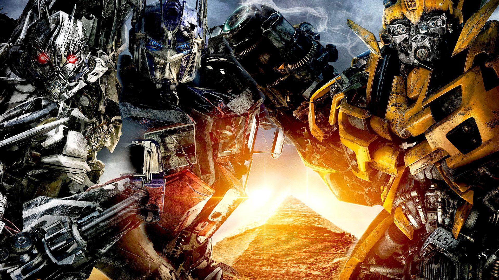 Bumble Bee Optimus Prime Transformers Wallpaper HD