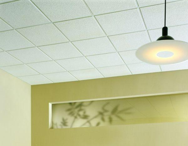Deckenpaneele Sind Leichte Und Schicke Deckoidee Fur Ihr Zuhause Ceiling Panels Acoustical Ceiling High Ceiling Curtains