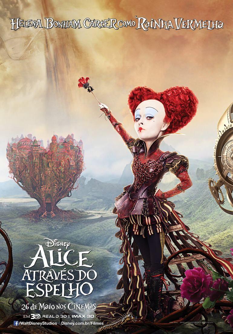 Camundongo Reporter Atraves Do Espelho Alice Alice No Pais Das
