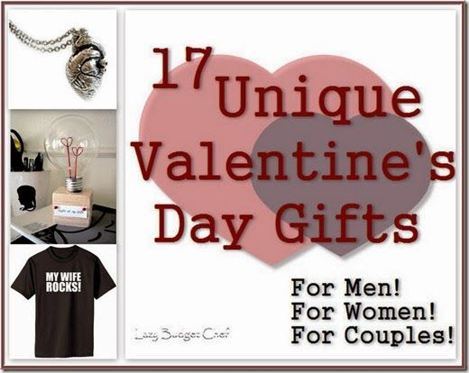 17 Unique Valentine's Day Gift Ideas for Men, Women, and Couples ...