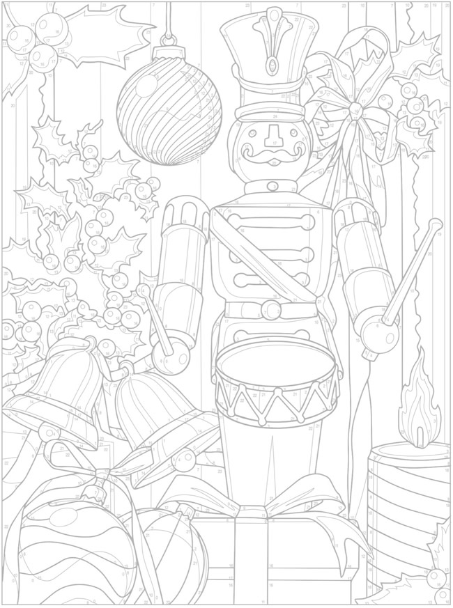 willkommen bei dover publications - color pages