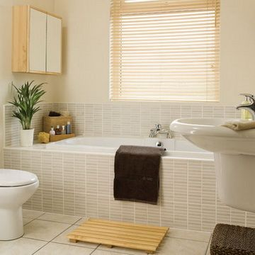 I Love This Bathroomit Is Very Simple And I Really Like The Tile Fair Feng Shui Small Bathroom Inspiration Design