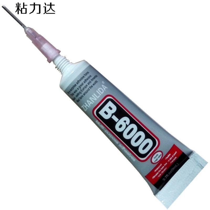 Rhinestone Keo B6000 9 Ml Epoxy Resin Siêu Keo Tương Tự E6000