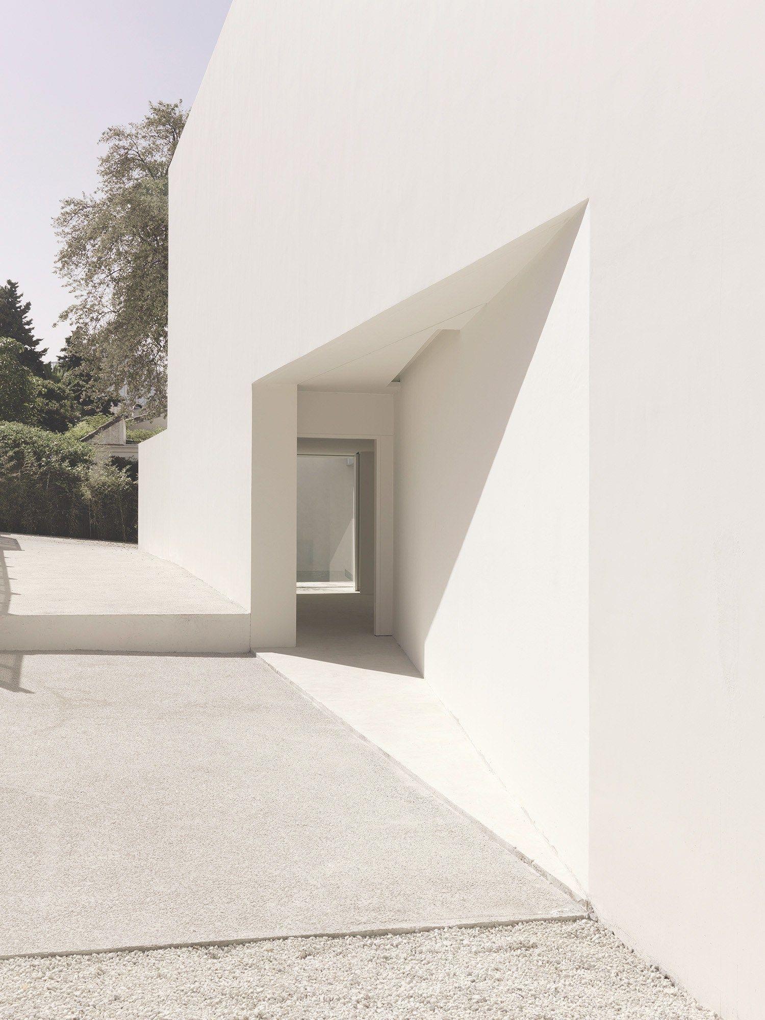 Los Limoneros Minimalissimo Minimalist Architecture