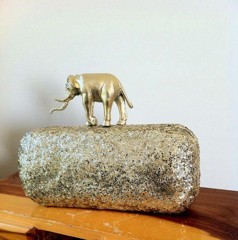 mini purse w animal