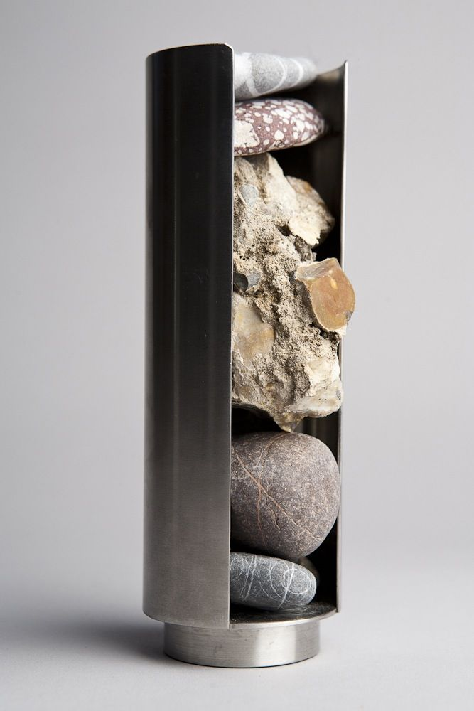 Nicole Wermers, <i>Rock Dispenser / model for outdoor sculpture</i>, 2010