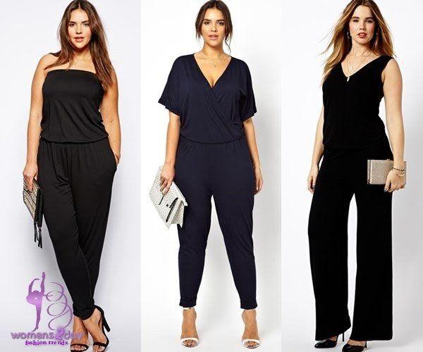 jumpsuit fashion 2014 lady plus size fashion 2014 for me pinterest. Black Bedroom Furniture Sets. Home Design Ideas