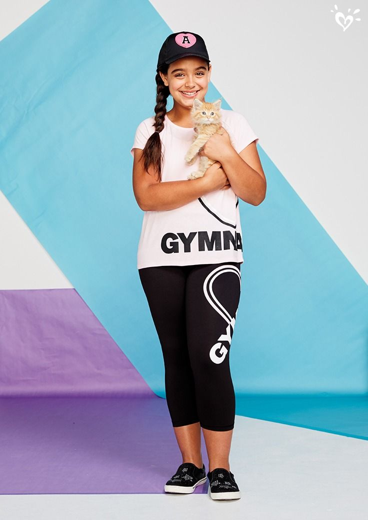 9ae939ac9284e Style purr-fection for every gymnast! | justice | Teen fashion ...