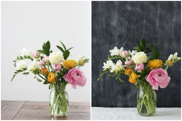 You Are My Fave | Floral Portraits. Totally me.
