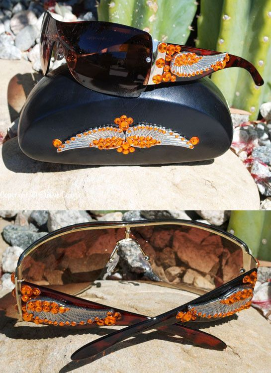 Limited Edition Angel Wing Sunglasses