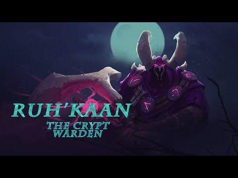 Ruh'Kaan: Champion Spotlight | Gameplay - Battlerite!