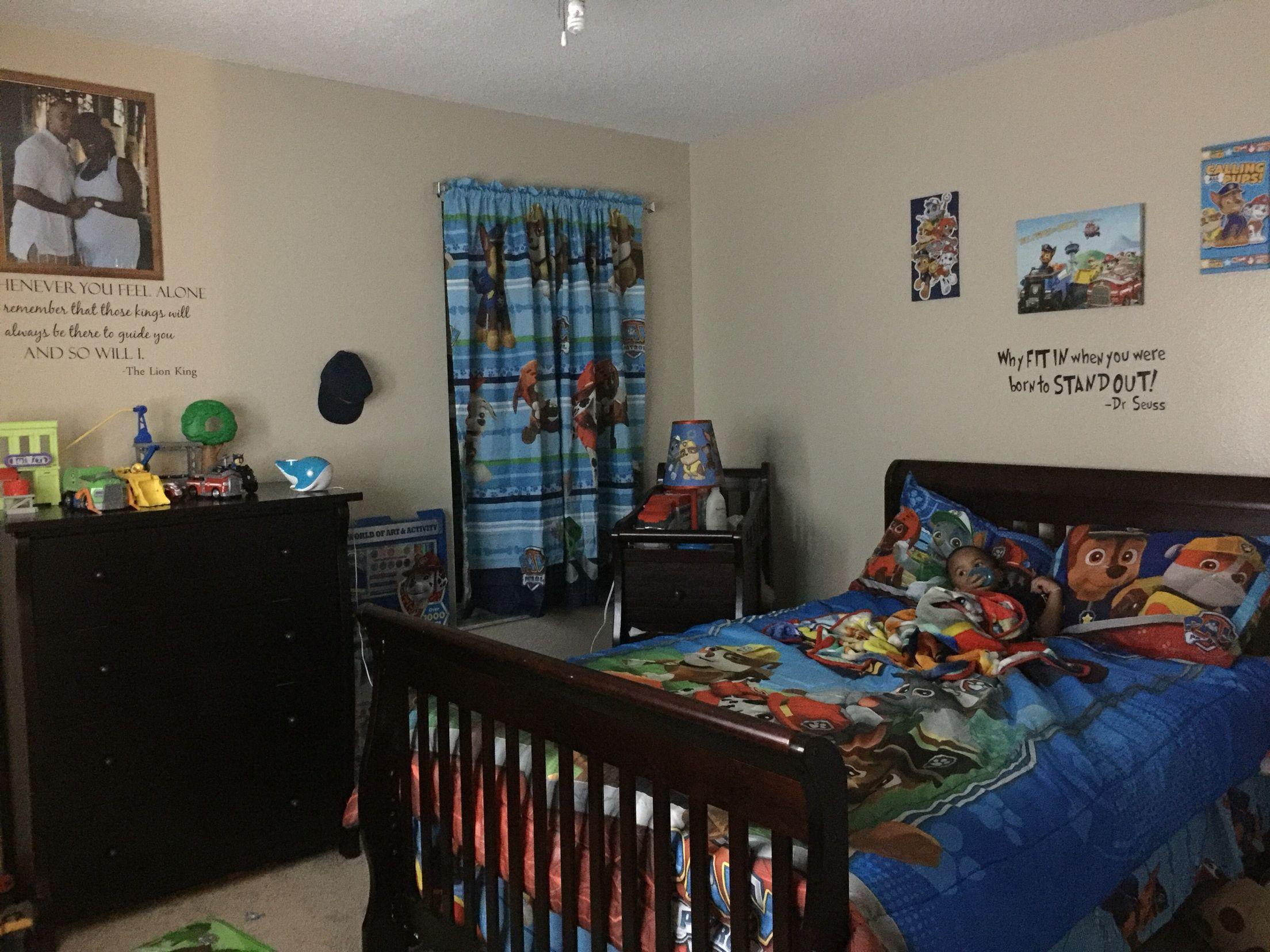 Paw patrol room  Paw patrol bedroom in 2019  Paw patrol