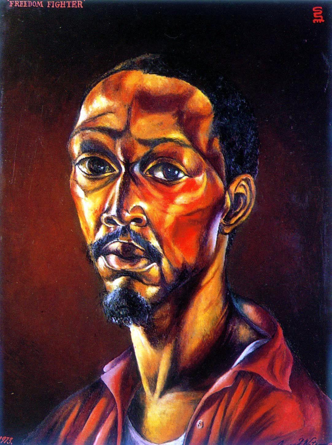 Osmond Watson 1934-2005 Art Of Jamaica Jamaican