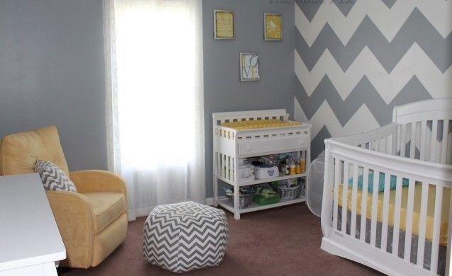 Déco de la chambre bébé fille sans rose en 25 idées super | Bebe