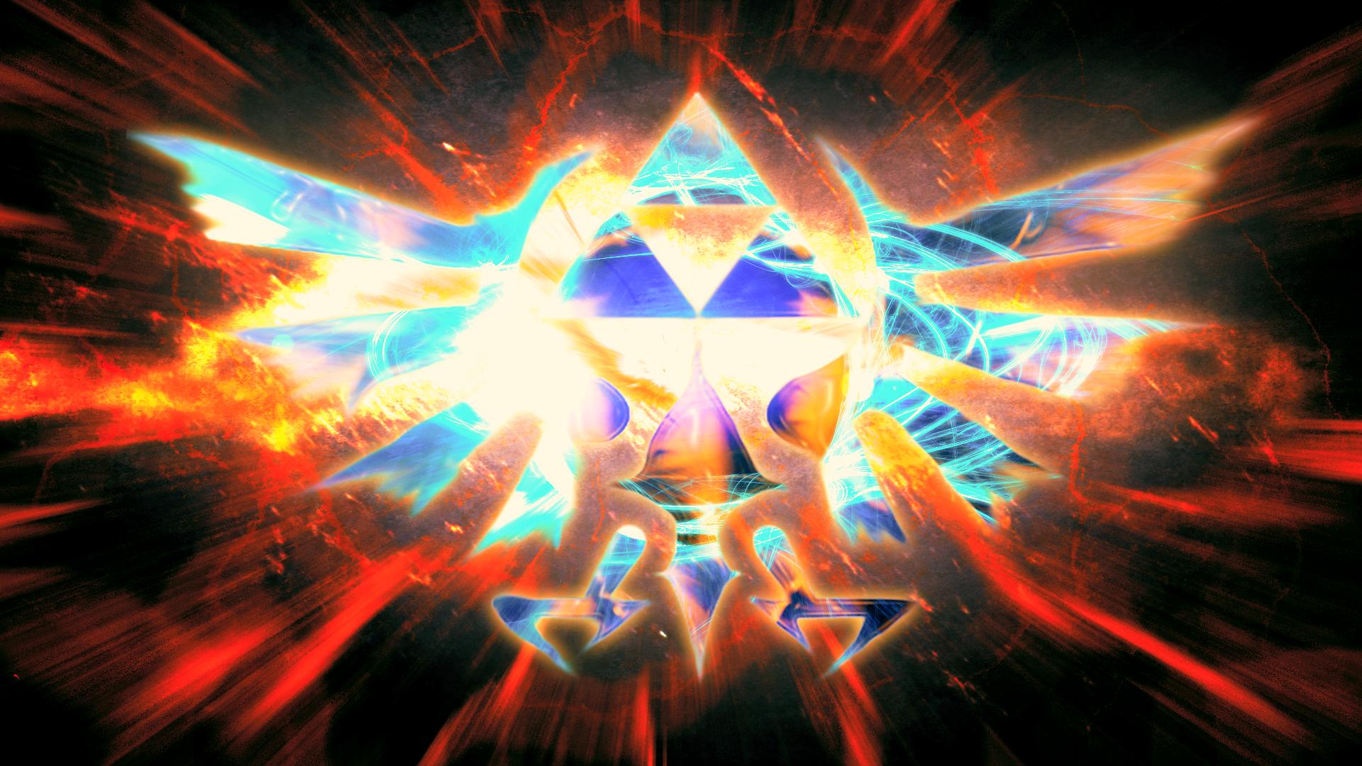 The Legend of Zelda (Wallpaper) by Hardii on DeviantArt