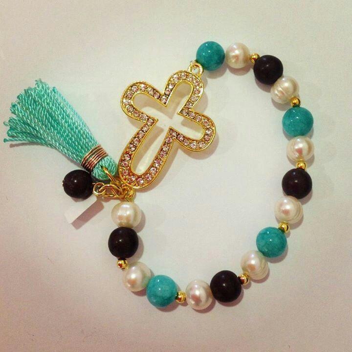 Pulsera Bisuteria Pinterest Bracelets Jewerly And Beads