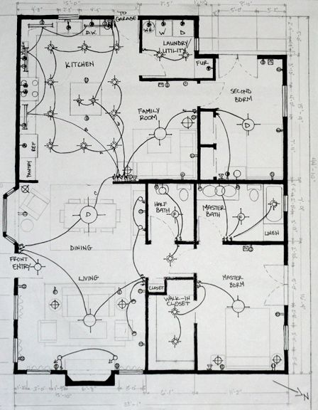 17 best ideas about Electrical Plan on Pinterest   Exterior house ...