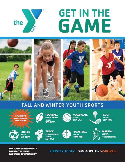 It May Be Hot And Miserable Outside Now But Fall Is Coming Sooner Than You Think Register Your Kiddos In Ymca Fall Sports Ymca Ymca Youth Sports Sports