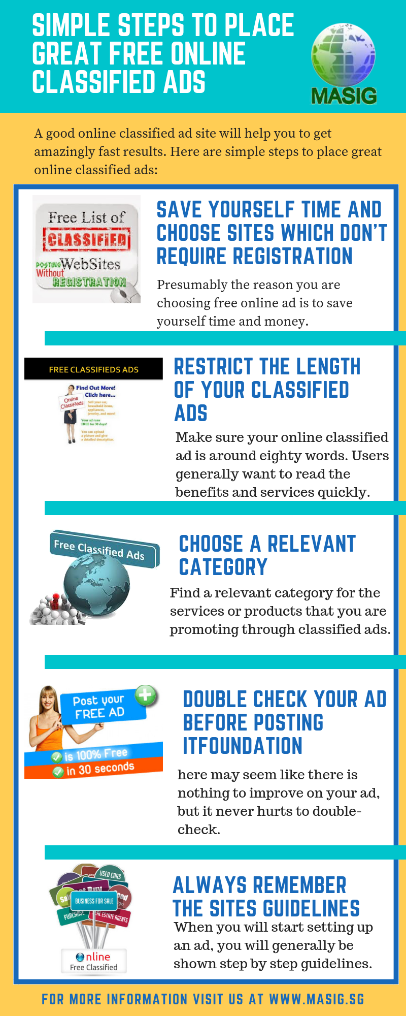 Best places to post free ads