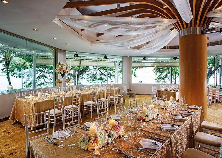 Barnacles By The Sea Shangri Las Rasa Sentosa Resort Spa Affordable Wedding PackagesWedding