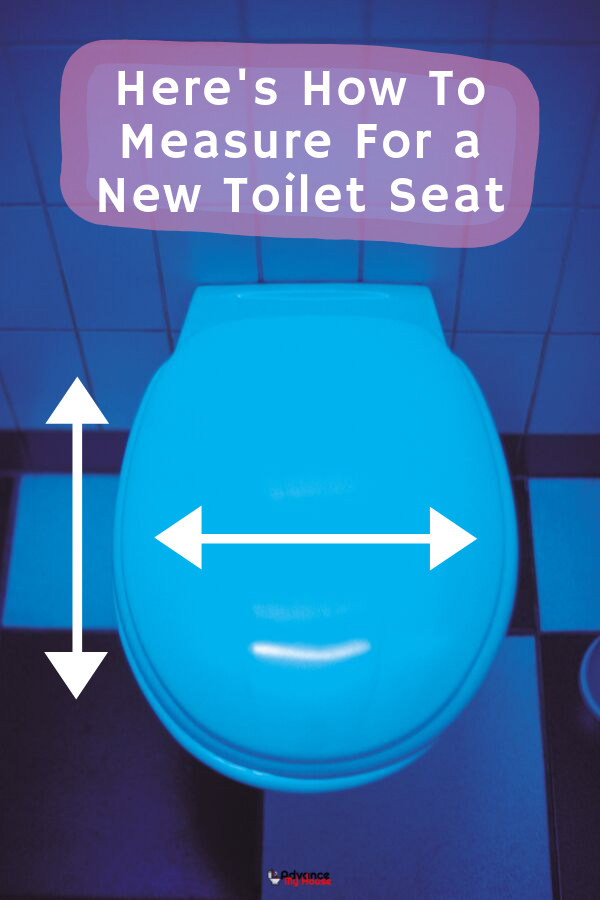 How To Measure For A New Toilet Seat Toilet Seat New Toilet Elongated Toilet Seat