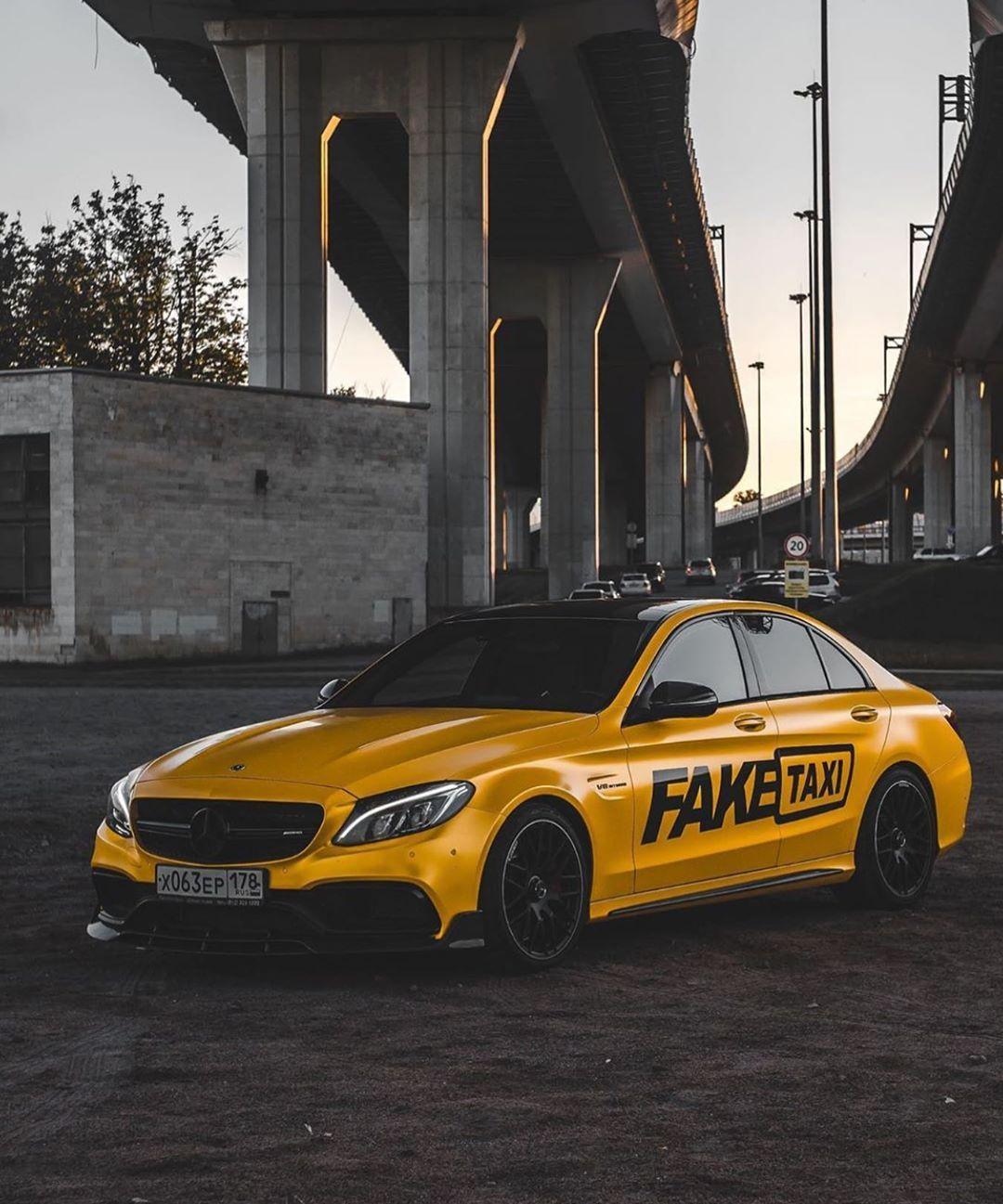 Taxi Mercedes Benz Mercedes W211 Dream Cars