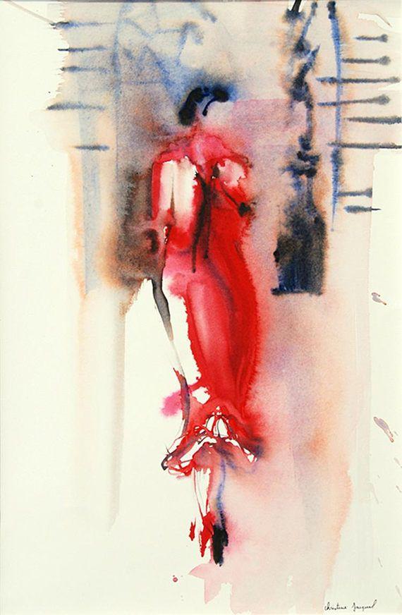 Epingle Sur Peinture Robe