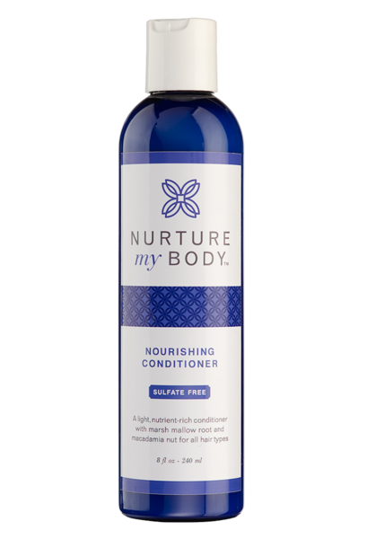 Our organic Conditioner has 19 certified organic botanicals to support stronger…