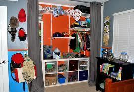 Open closet/better storage