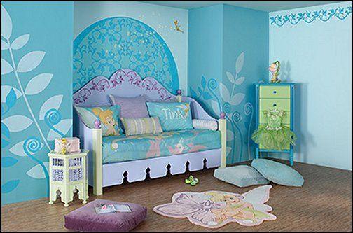Tinkerbell Bedroom Ideas For Girls Tinkerbell Bedroom Decorating