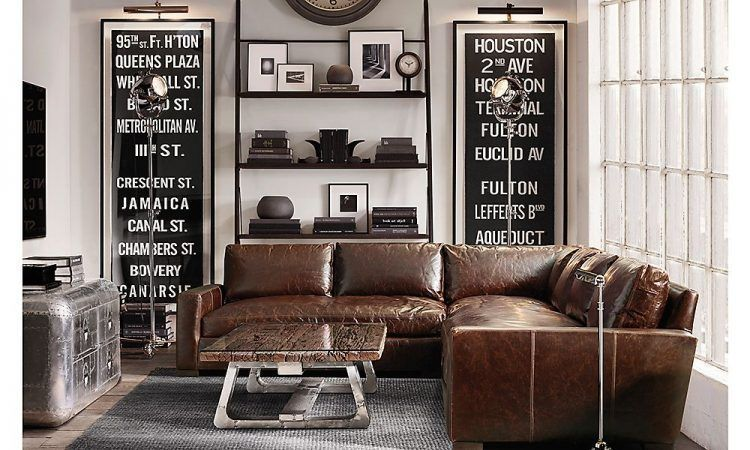 What Is A Man Cave Home Office Design Vintage Industrial Decor