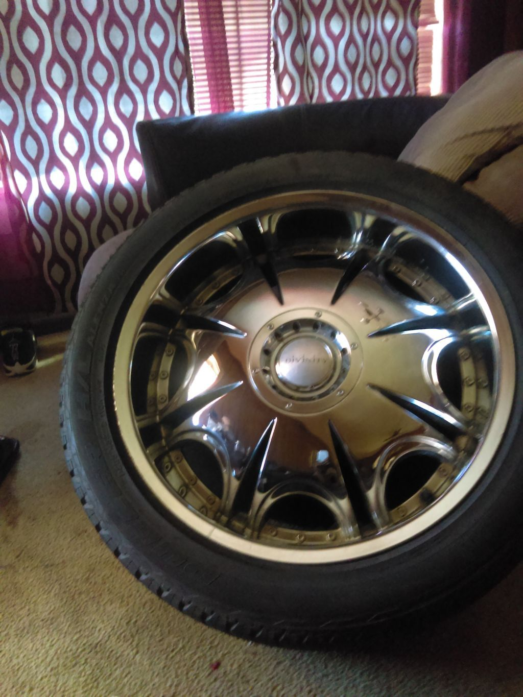 "22"" Rims Merchandise listings Durant, MS at Geebo"