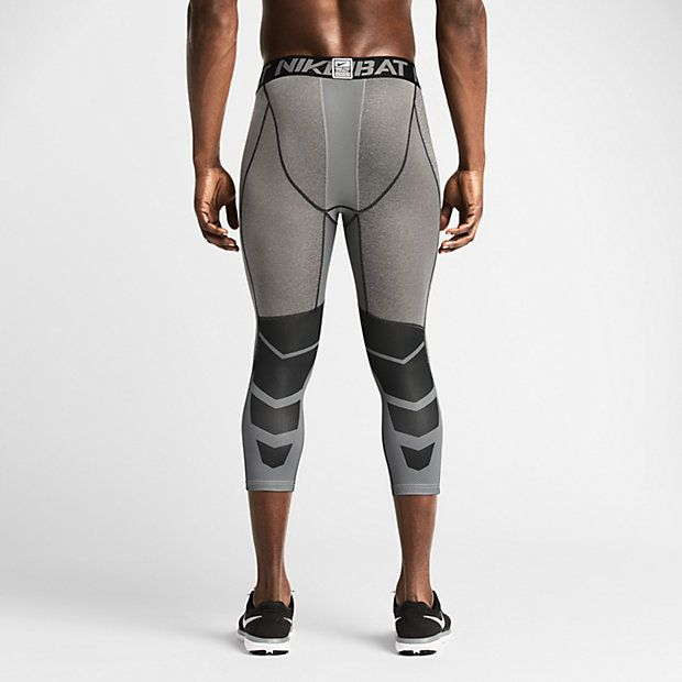 huge discount first rate Discover Nike Pro Hypercool Compression Three-Quarter Men's Tights ...