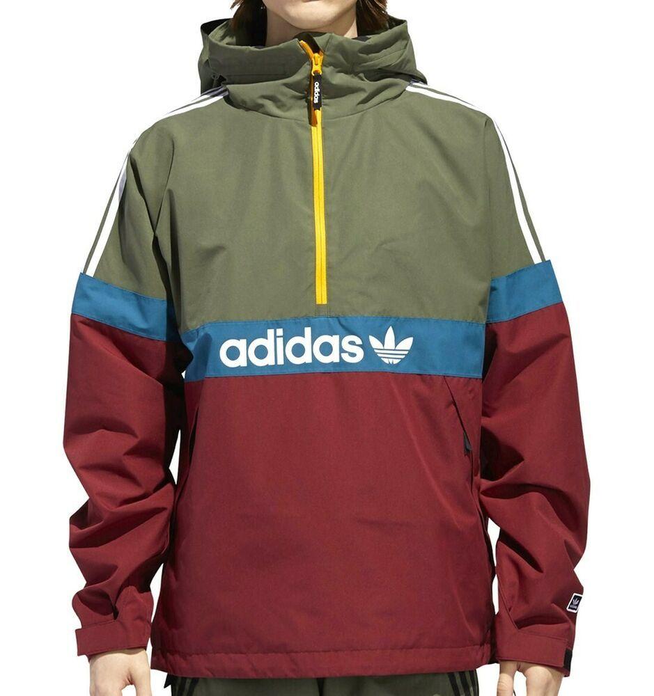 eBay Sponsored) ADIDAS Men's BB SNOWBREAKER Jacket CX0240