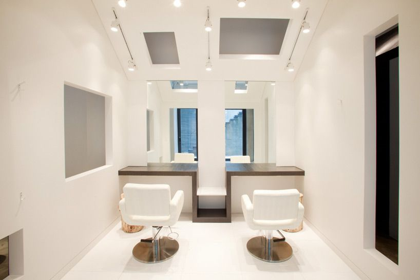 Miega Hair Salon Interior