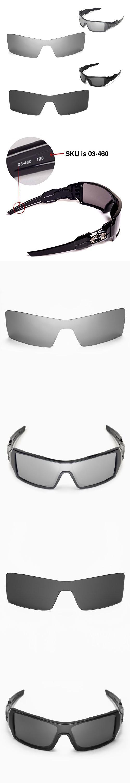 7657698c57 New Walleva Polarized Black+ Titanium Lenses For Oakley Oil Rig ...