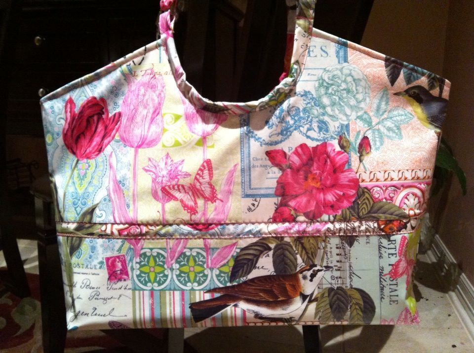 Hobo Bag | new pattern/template project from Nancy Zieman! http://findanswerhere.com/handbags