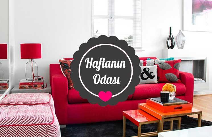 Google | Rote wohnzimmer, Helle wohnzimmer, Rote couch