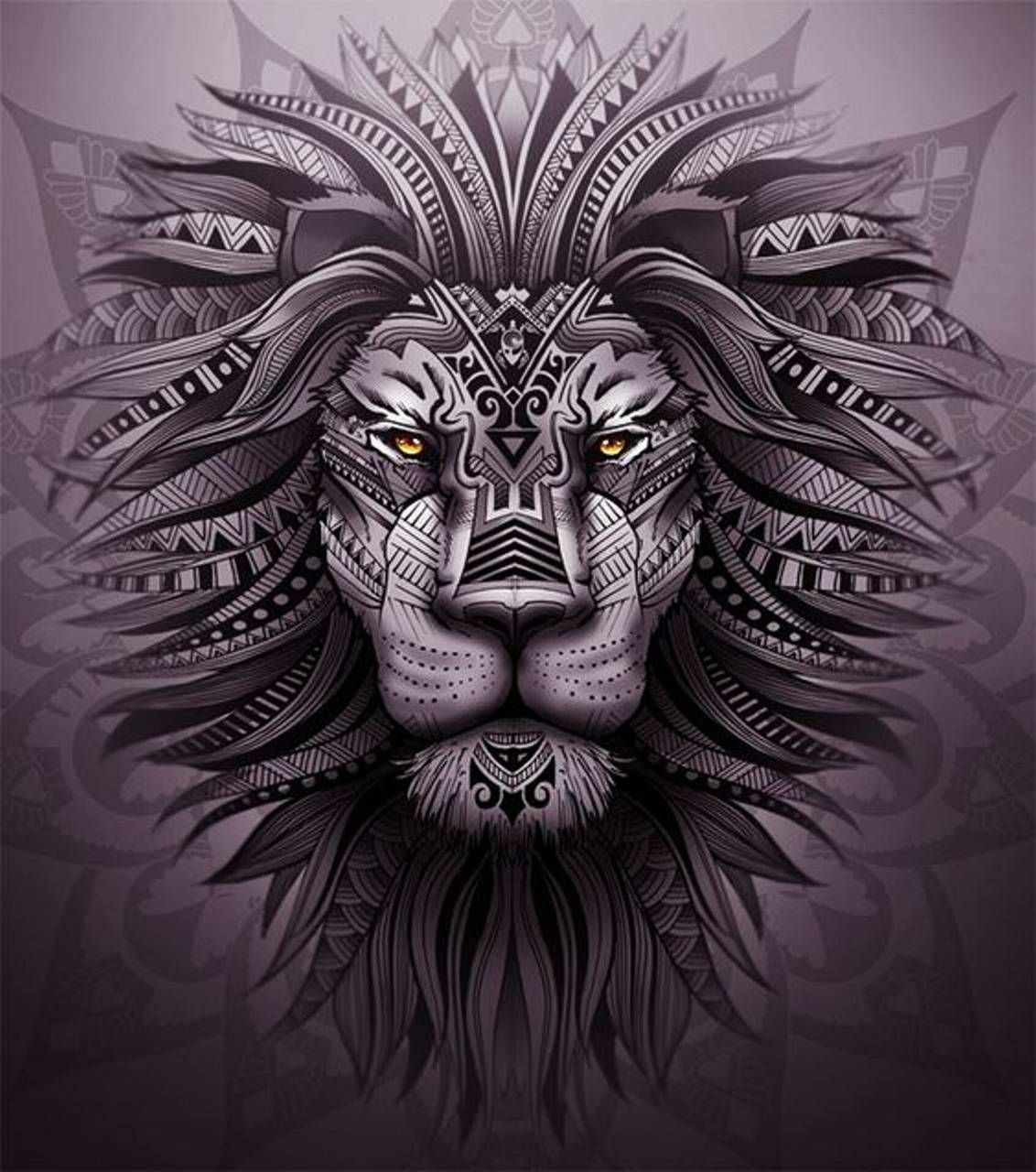 Download Lion Zion Wallpaper By Prankman93 B6 Free On Zedge Now Browse Millions Of Popular Lion Wallpape In 2020 Lion Head Tattoos Lion Sketch Lion Tattoo Design