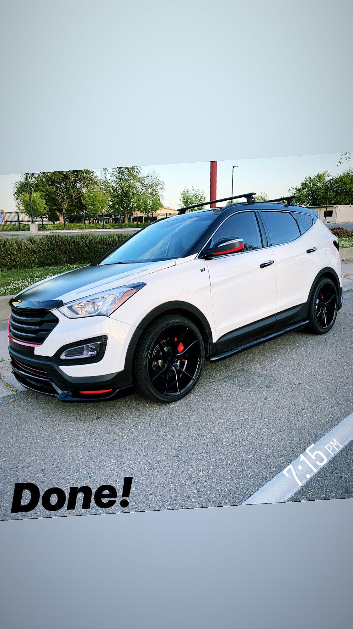 Lifted Hyundai Santa Fe : lifted, hyundai, santa, Hyundai, Santa, Sport, Sport,
