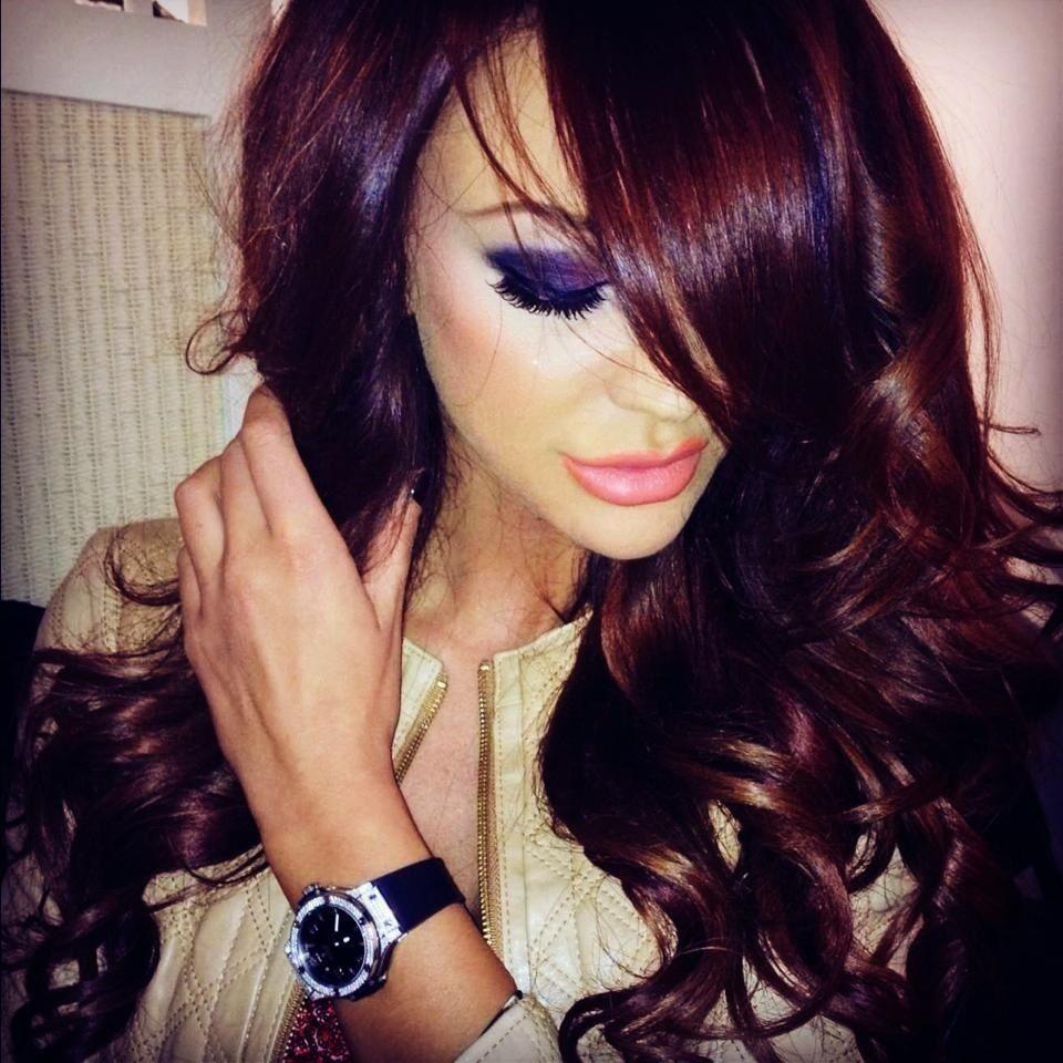 Hairuc hair pinterest makeup hair makeup and hair style