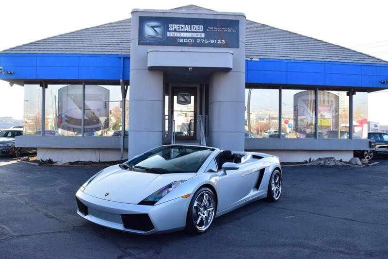 Awesome Gallardo Spyder Awd 2dr Convertible 2008 Lamborghini