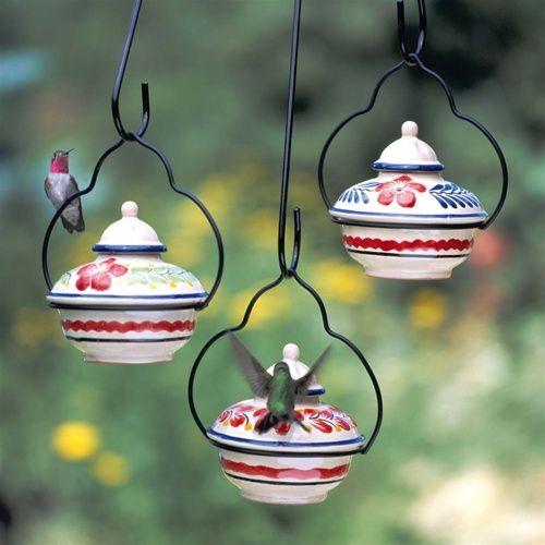 Hummingbirdfeeder hummingbirdfeeder pinterest hummingbird feeder chandelier with little jars mozeypictures Choice Image