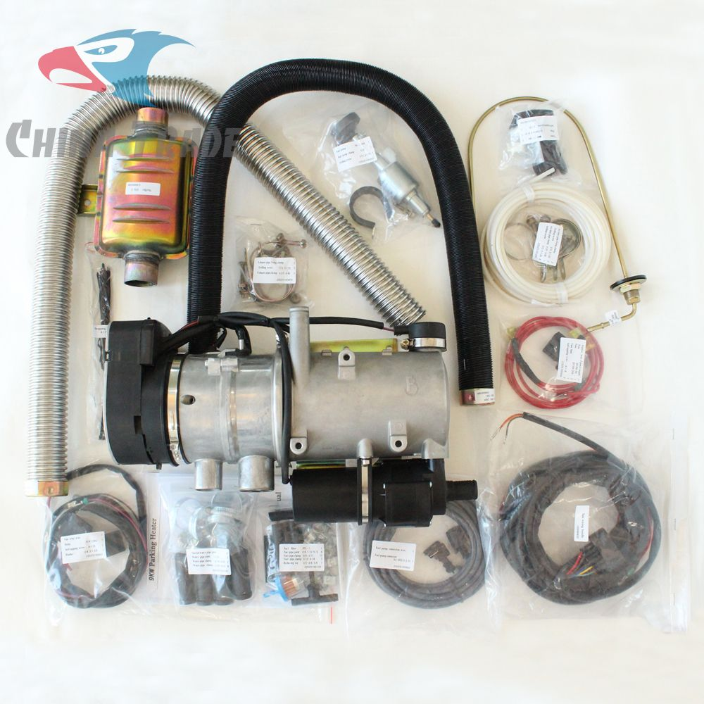 Parking heater set 9KW Water heaters/All Parts Heater