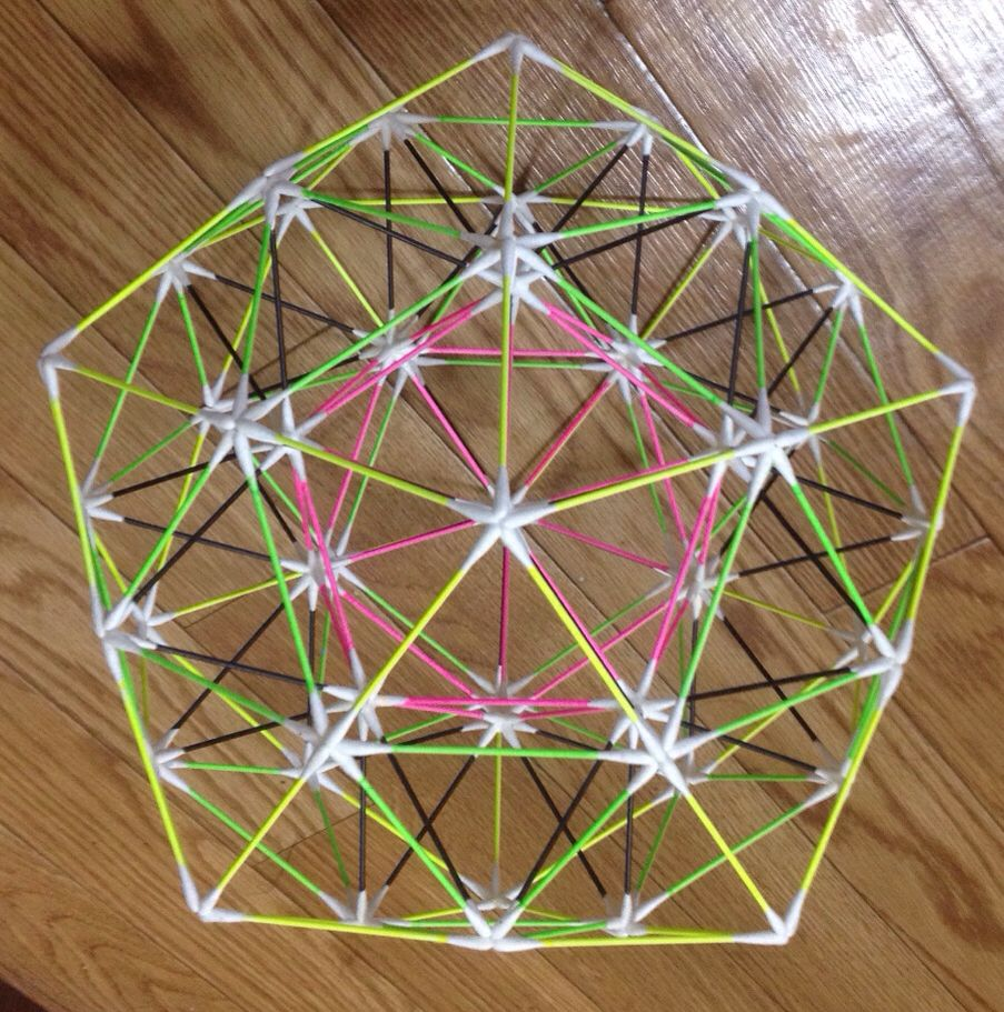 regular icosahedron