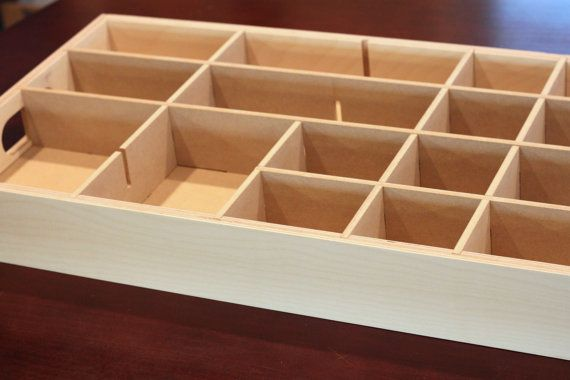 Craft storage for scrapbooking project life and more. by CherieBee