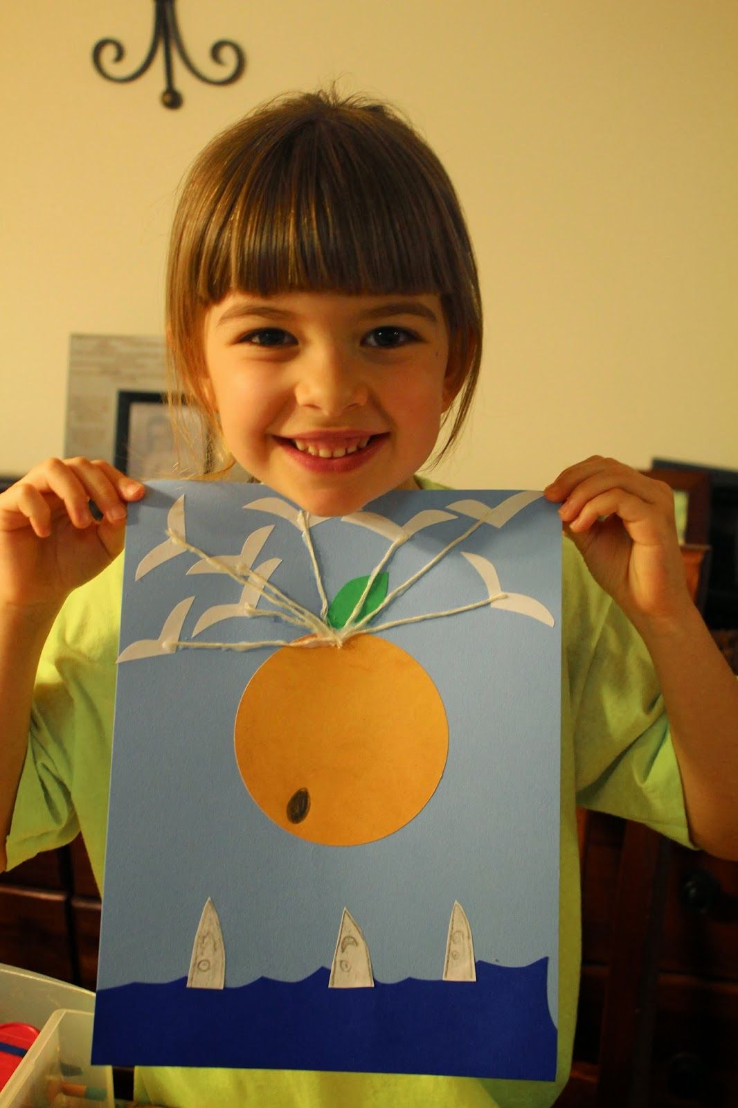 James And The Giant Peach Crafts For Kids