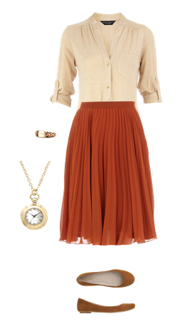 Simple and old fashioned. love old style. Work attire #workattire