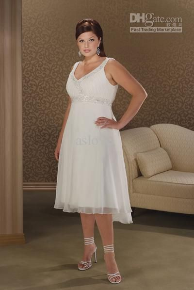 Plus Size Short Wedding Dress Casual Beach Wedding Dress Plus Size Bridal Dresses Casual Wedding Dress,Wedding Dress Sparkle Lace