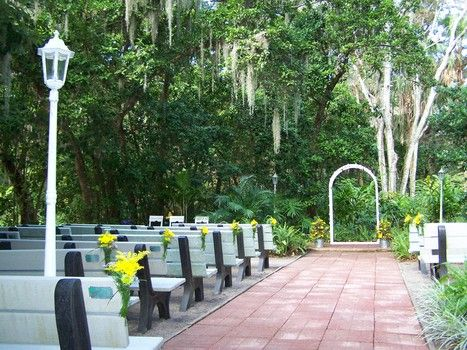 Dunlawton Sugar Mill Gardens - Port Orange, Florida #Wedding venue ...